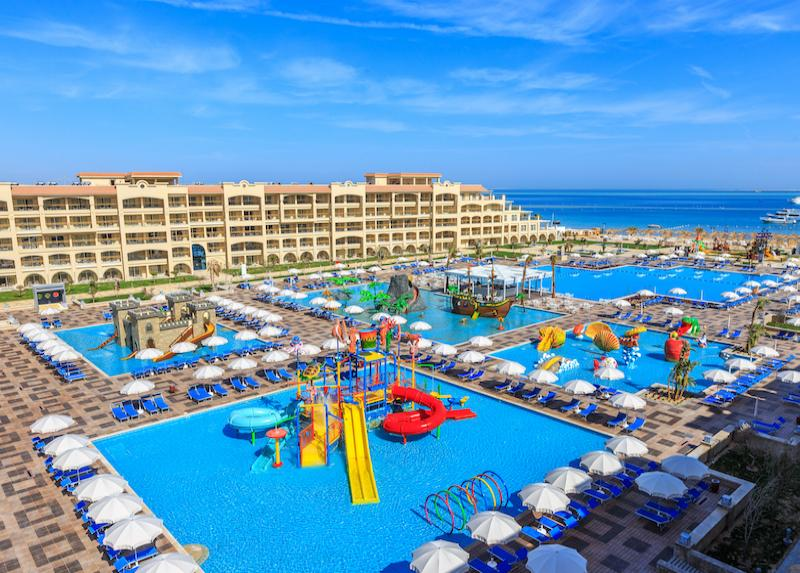 Hotel Albatros White Beach Resort 5*-Hurgada all inclusive